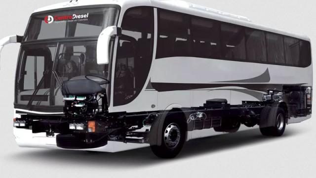 Chevrolet LV Series, Armada Big Bus Antarkota Di Kolombia
