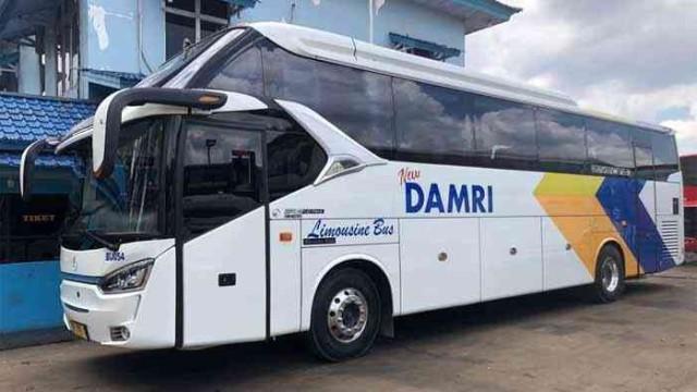 Cegah Penyebaran Corona, Bus Damri Gunakan Plasmacluster