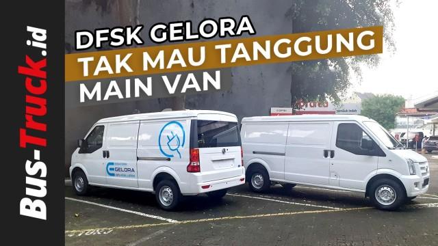 Video: DFSK, Tak Mau Tanggung Bermain Van