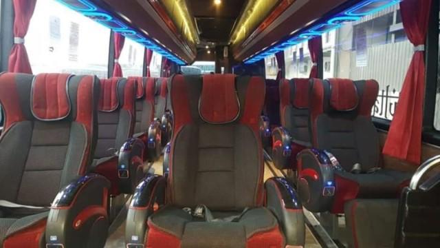 Bus 'Social Distancing' Rute Jawa-Bali Hadir 22 Juli, Ini Harga Tiketnya