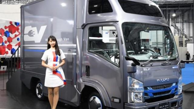Industri Kendaraan Jepang Dinilai Lamban Antisipasi Ekspansi Produk Truk Tiongkok.