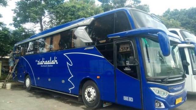 Tiket Bus PO Sahaalah Mulai Disesuaikan