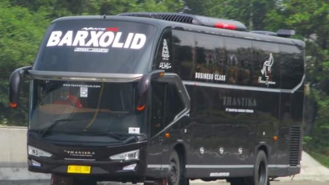 Karoseri Tentrem Rilis Dua Bus Mewah Avante, Serupa Tapi Beda Kelas