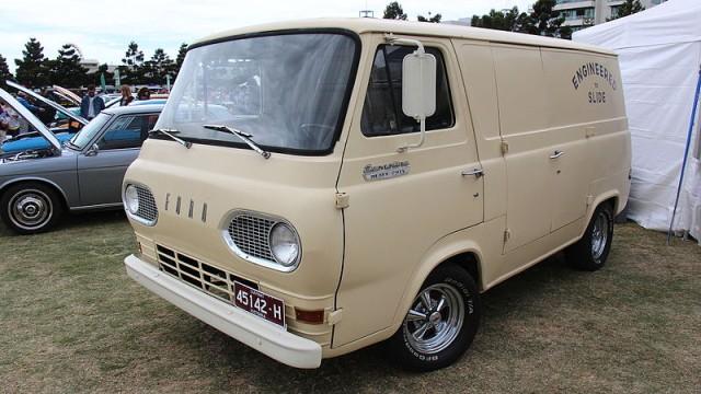 Ford Econoline Gen I, Satu-Satunya Mobil Ford Bergaya COE