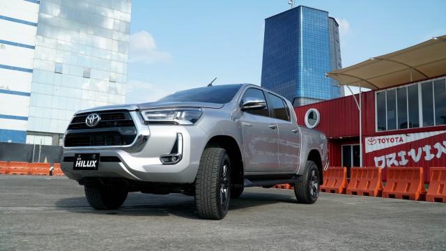 Mulai Meluncur di Indonesia, Ini Ubahan Tak Terlihat Di Toyota New Hilux