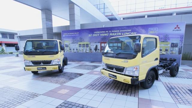 Fuso : Fanpage Mitsubishi Fuso Indonesia Mempermudah Informasi Dan Promosi Pada Konsumen