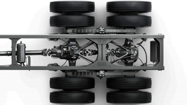 Mengenal Differential Locker Interaxle Pada Quester 6x4