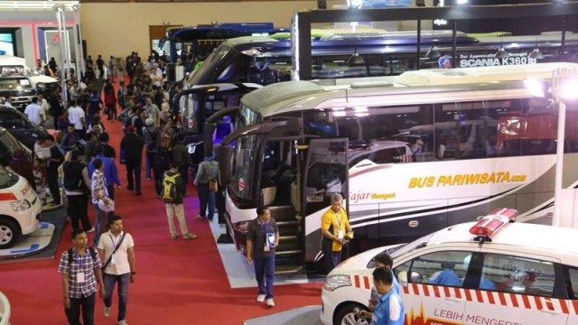Pebisnis, Penggemar Truk dan Bus, Wajib Hadir Di GIICOMVEC 2020. Ini Alasannya
