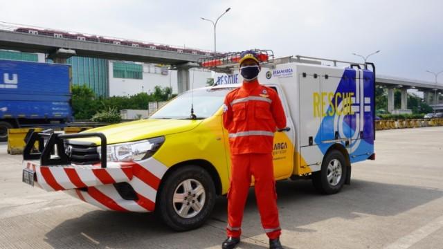 Jasa Marga Siagakan Tim Antisipasi Pemudik, Andalkan Toyota Hilux