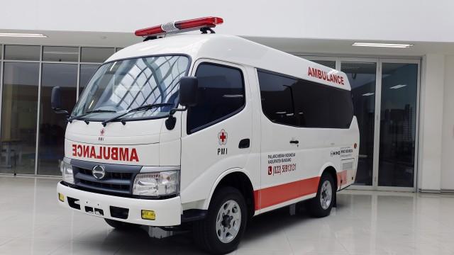 Hino Indonesia Sumbang Dua Unit Kendaraan Berbasis Dutro Untuk Kemanusiaan