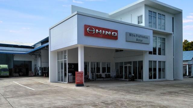 Hino Sediakan Layanan 24 Jam Di Area Pertambangan Kalimantan Selatan