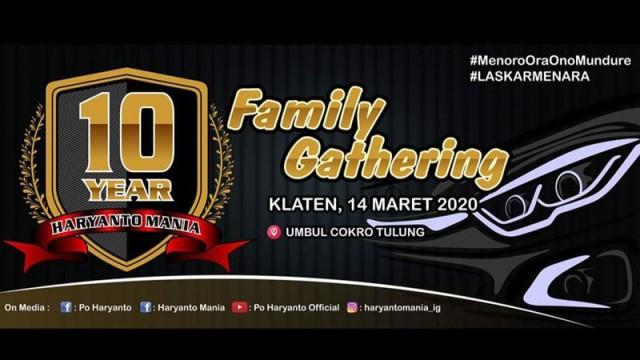 Pecinta Bus Haryanto Siap Gelar Family Gathering Maret Nanti