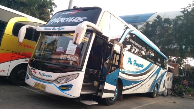 Menjajal Layanan Jakarta-Tegal PO Haryanto, Nyaman Pakai Suspensi Udara