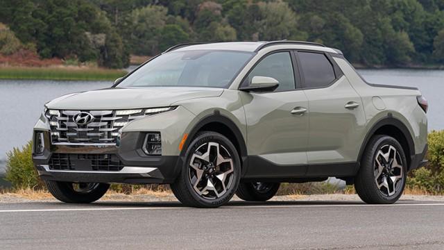 Ternyata Di Amerika Corvette Kalah Laku Dibandingkan Hyundai Santa Cruz