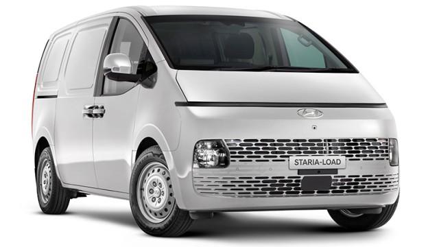 Hyundai Staria Load, Van Pekerja Bermuatan Besar