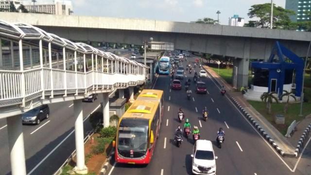 Kilas Balik 2020 Transjakarta, Sempat Antarkan 1 Juta Orang Perhari