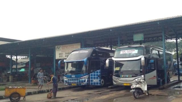 Enam Terminal Bus Tipe A Siap Dikelola Swasta
