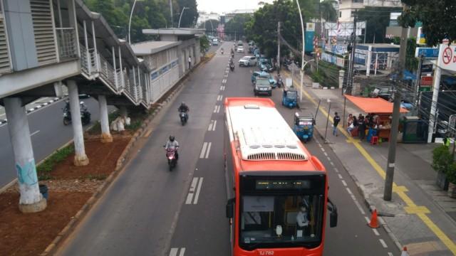 Mulai Senin, Ganjil Genap di Jakarta Aktif Kembali