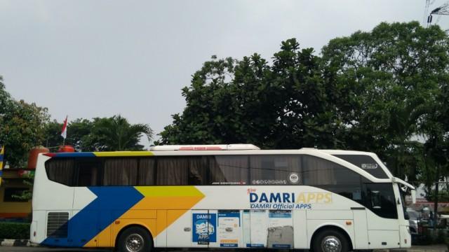 Damri Siapkan Trayek Bus Lintas Negara Rute NTT Ke Timor Leste
