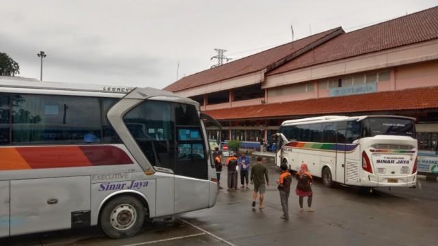 Walah, Tes GeNose di Terminal Kampung Rambutan Sudah Tak Ada
