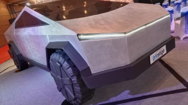 Setor Rp 100 Juta, Langsung Masuk List Inden Tesla Cybertruck