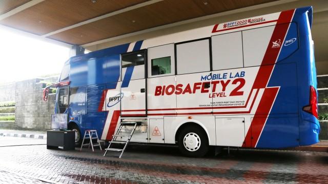Virus Corona Hasilkan Kreasi Bio Lab Bus Level 2
