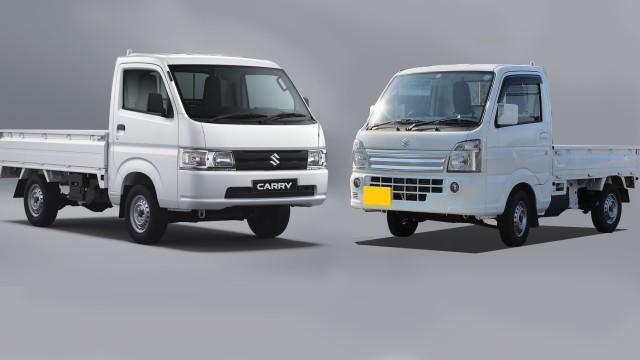 Suzuki Carry Versi Jepang, Seperti Apa Bedanya Dengan Di Sini?