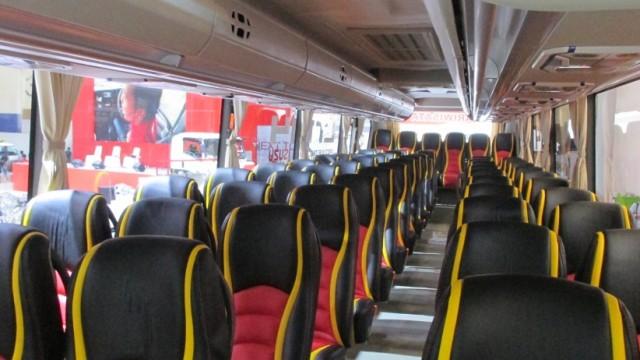 Ketahui Posisi Pintu Darurat Di Bus, Di Mana Saja?