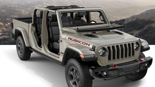 Jeep JT Gladiator, Wujud Kembalinya Jeep Berbisnis Pikap