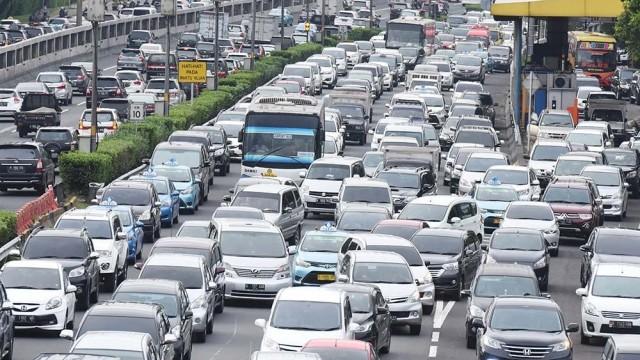 Meski 'Tanpa Sebab', Penyebab Kemacetan Ini Kerap Ditemui Di Ibu Kota
