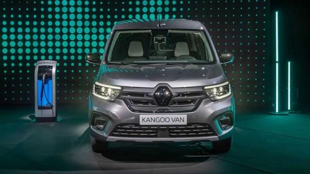Renault Kangoo E-Tech, Van Listrik Akan Meluncur Akhir Tahun