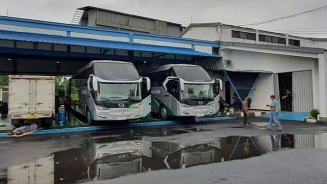 Ini Ongkos Bus Merak ke Singaparna dan Garut