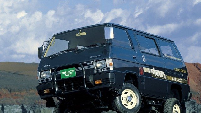 Mitsubishi L300, Kendaraan Sejuta Wajah