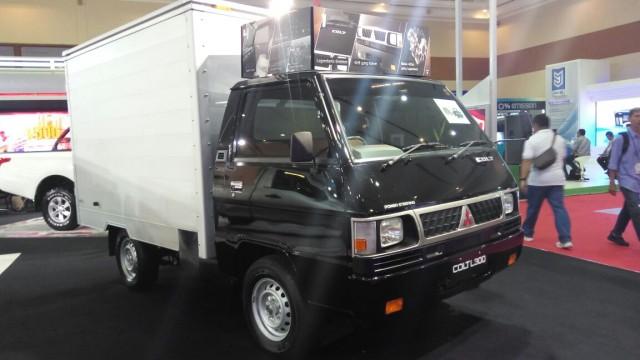 GIICOMVEC : Mitsubishi L300 Jagoan Gaek Yang Masih Galak