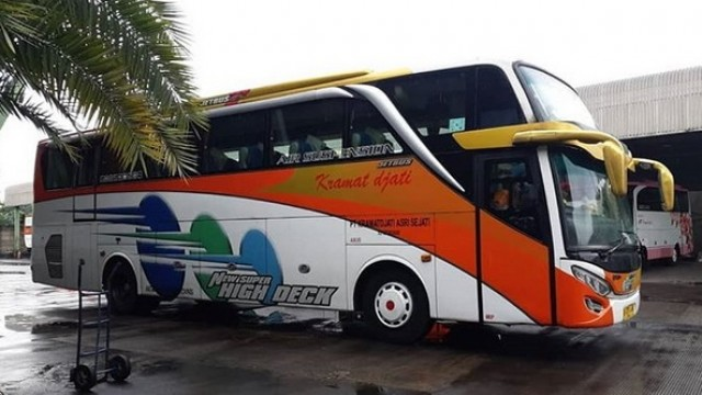 PO Kramat Djati Buka Trayek Bogor-Surabaya, Tiketnya Nggak Sampai Rp 300 Ribu