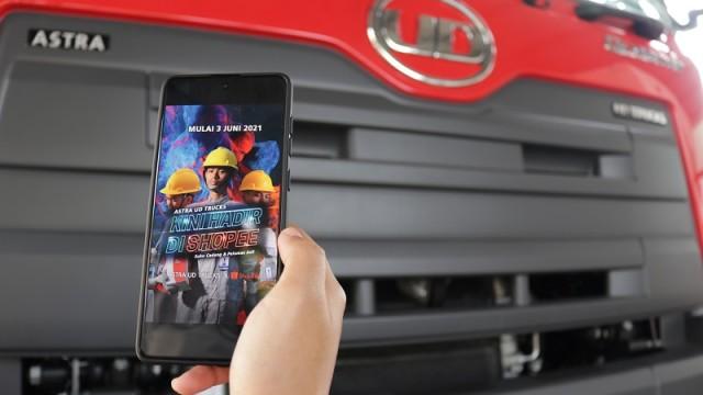 Astra UD Trucks Perluas Jaringan Penjualan Online