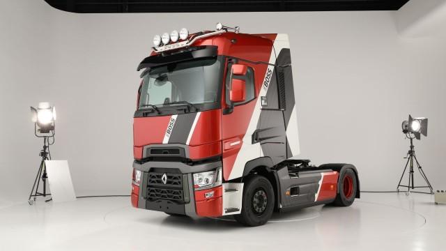 Renault Trucks Kenalkan Edisi Spesial T-High