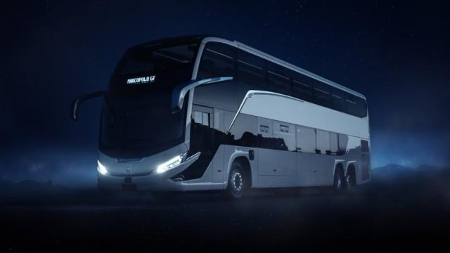 Tengok Gagahnya Bus Baru Asal Brasil, Marcopolo Generation 8