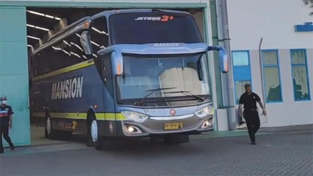 PO Mansion Transport Luncurkan Armada Baru Denpasar-Purwokerto