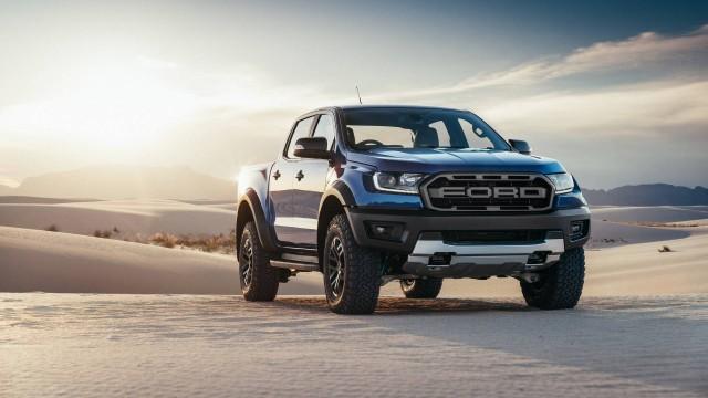 Ford Ranger Raptor Akan Dijejali Mesin V8