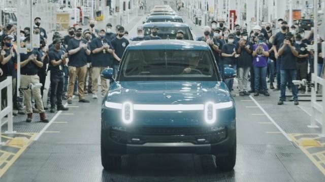 Rivian Mulai Produksi Pikap Listrik, Tamparan Keras Bagi Tesla, Ford Dan General Motors