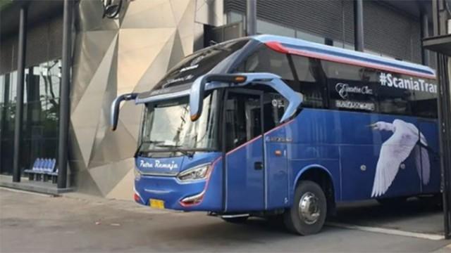 Scania Legacy SR2 HD Prime, Siap Ramaikan Armada PO Putra Remaja