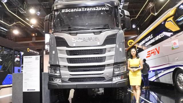 Penjualan Truk dan Bus United Tractors Merosot Karena Corona