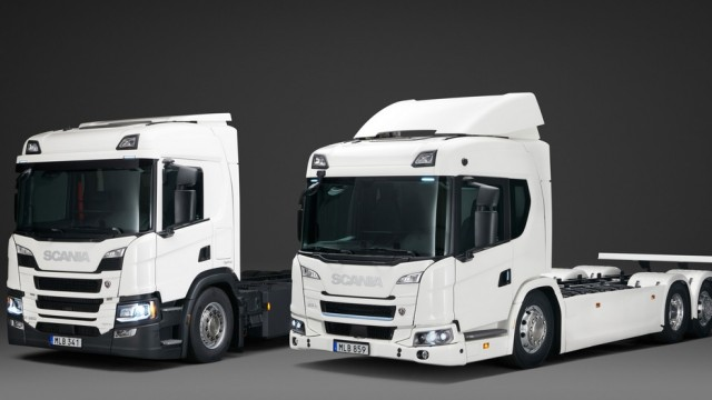 Scania Rilis Truk Listrik Bersistem Plug In dan Hybrid Pertama Mereka