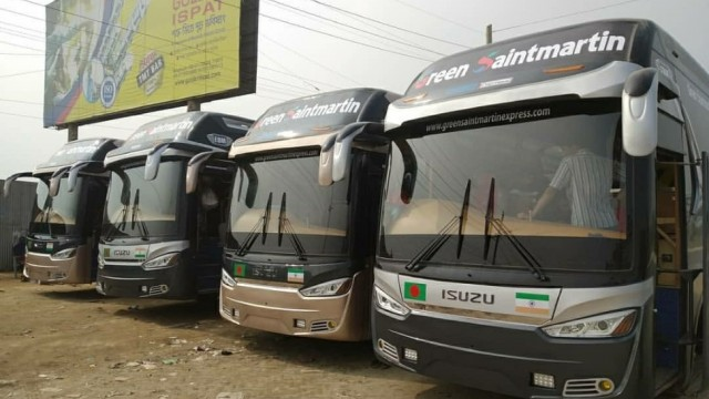 Bus Karya Karoseri Indonesia Jadi Bahan Contekan Di Bangladesh