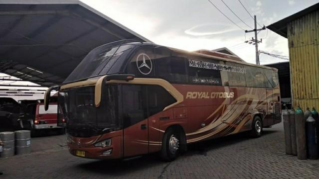 Royal Otobus, Satu Lagi Bus Avante H8 Hadir di Sumatra