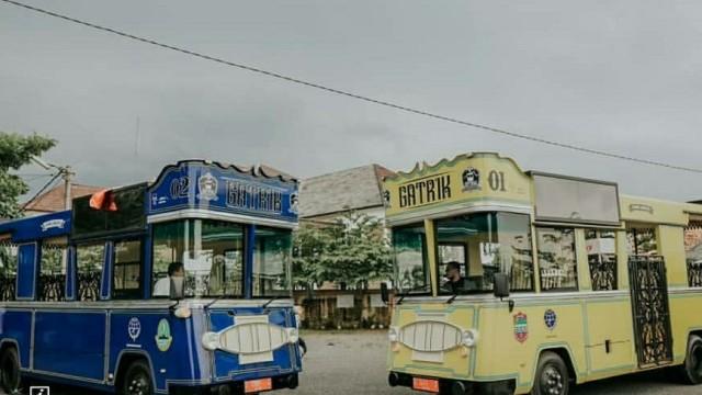 Bus Gatrik Siap Operasi Lagi 1 Juli, Layani Wisatawan Kota Ciamis