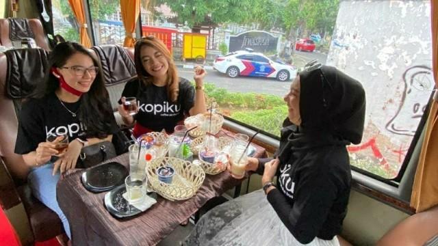 Ngopi Berjalan Jadi Solusi Bangkitkan Pariwisata Indonesia