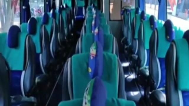 Bus Pariwisata Juga Hadirkan Konsep Social Distancing