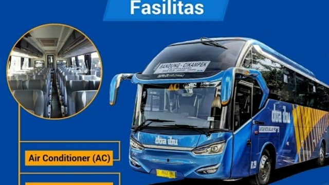 PO Doa Ibu Hentikan Operasional Sementara Bus Bandung-Cikampek